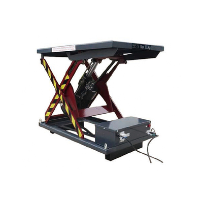 Linear Actuator Scissor Lift Table E-HW Series