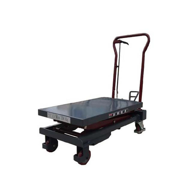 Dual Speed Hydraulic Scissor Lift Table PKT Series