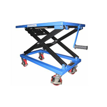 SCREW LIFT TABLE MST